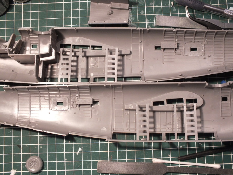 B24-D Liberator 1/48  Revell 85-5625 Dscf1944