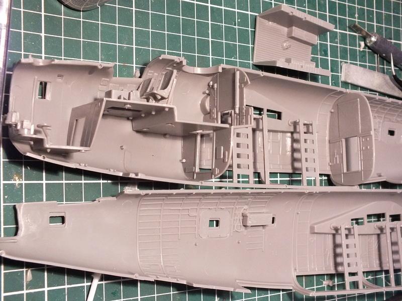 B24-D Liberator 1/48  Revell 85-5625 Dscf2010