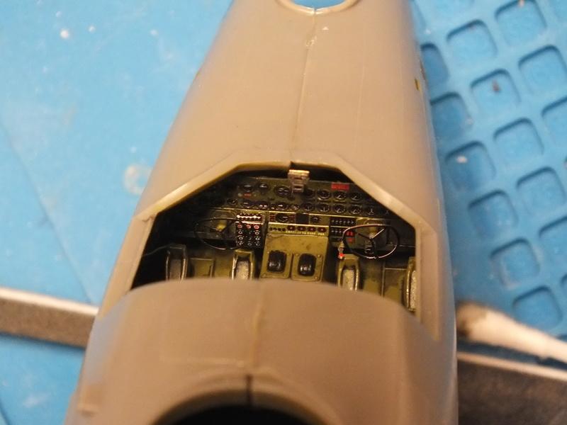 B24-D Liberator 1/48  Revell 85-5625 Dscf2035