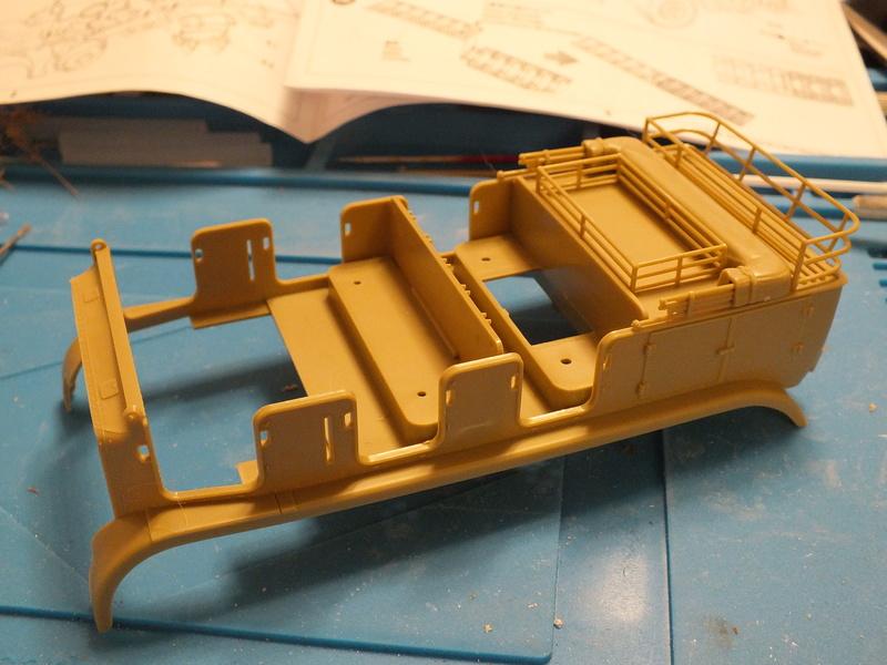 Sd.Kfz 7 - 8 ton semi-track - Tamiya 35148 - 1/35 Dscf2062