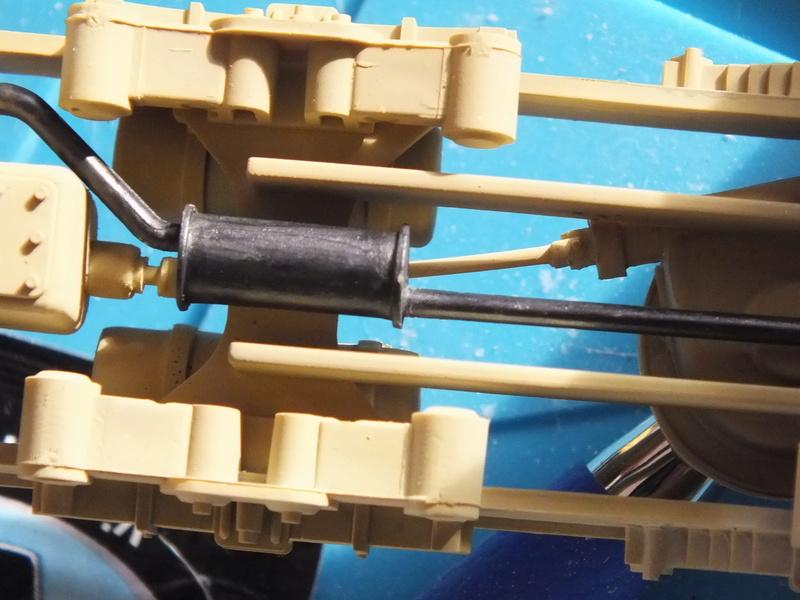 Sd.Kfz 7 - 8 ton semi-track - Tamiya 35148 - 1/35 Dscf2072