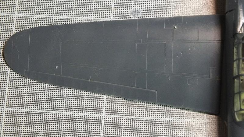 A6M2 type 21  Tamiya ref:61016 from the box, avion capturé par les américains - 1/48 Dscf2123