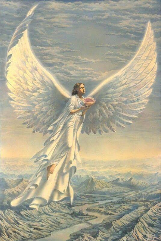 Les Anges et les Êtres de Lumière - Page 2 24d72011