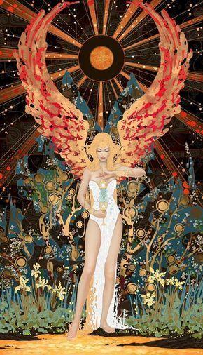 Les Anges et les Êtres de Lumière - Page 2 6617e810