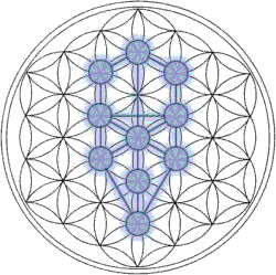 La géométrie sacrée Arbre-10