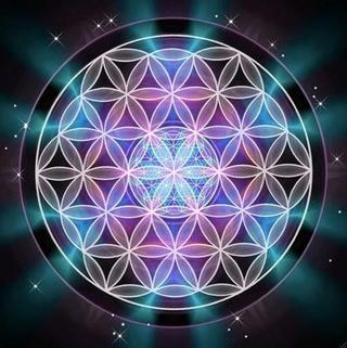 La géométrie sacrée Fleur-12