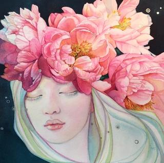 Pour semer des fleurs dans le coeur ... - Page 2 Lrgbre10