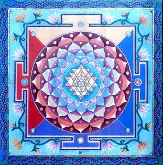 La géométrie sacrée Yantra10