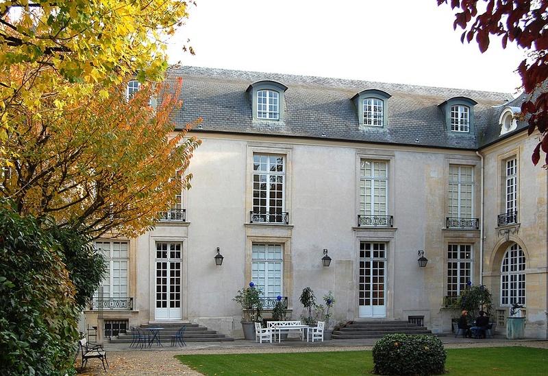 L'Hôtel de Marle, chez Gabrielle de Polignac 1024px10