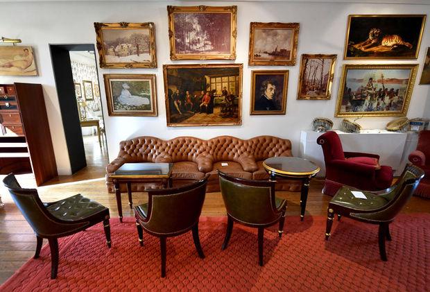 Acheter les trésors du Ritz ? 62529010