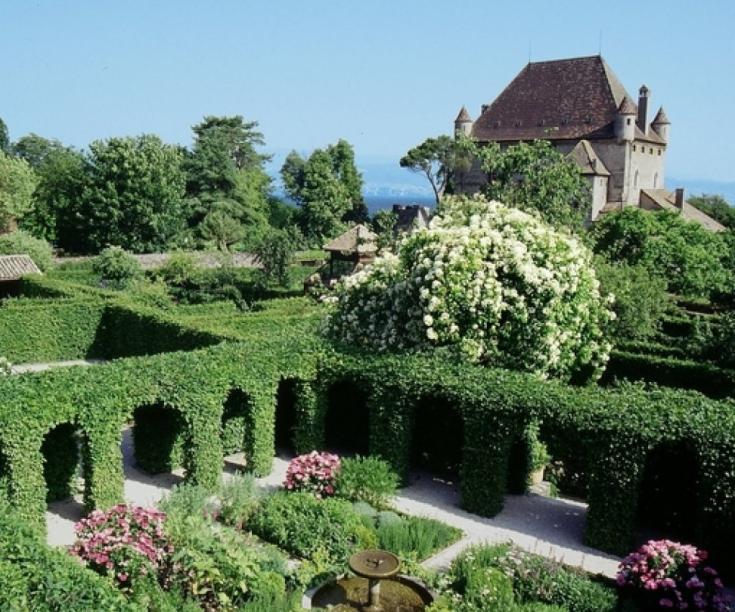 En France, huit jardins d'exception à découvrir Jardin12