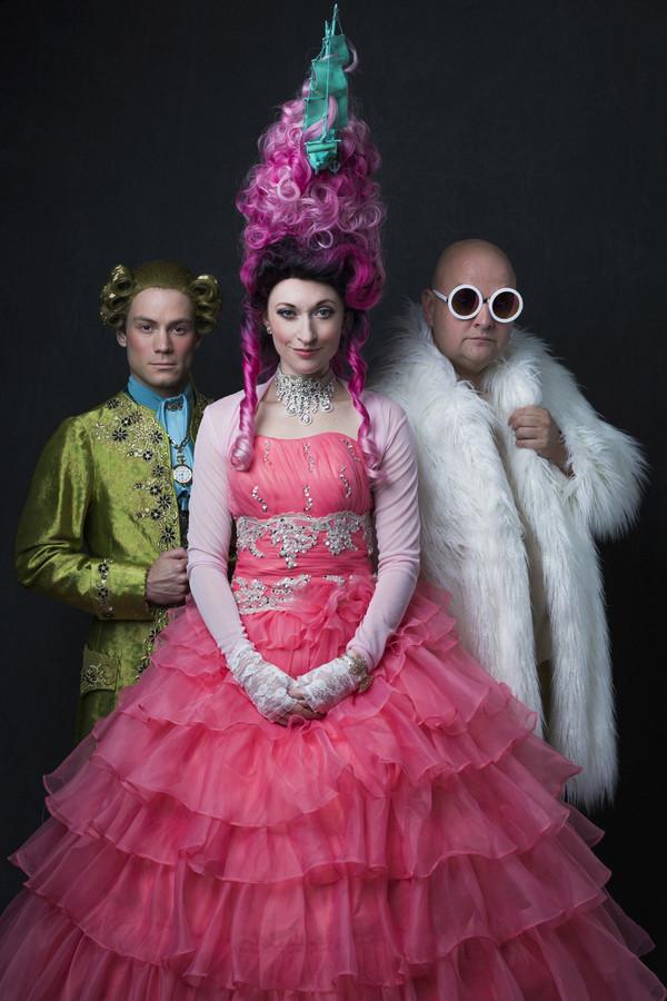 Marie-Antoinette au freeFall Theatre Tn-50010