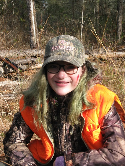 Took My Granddaughter Hunting Again. She Scored This Time. Klee_s12