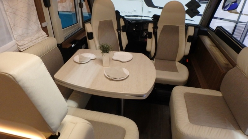 [INFOS Techniques] Camping car EURA MOBIL Integra line Pb050115