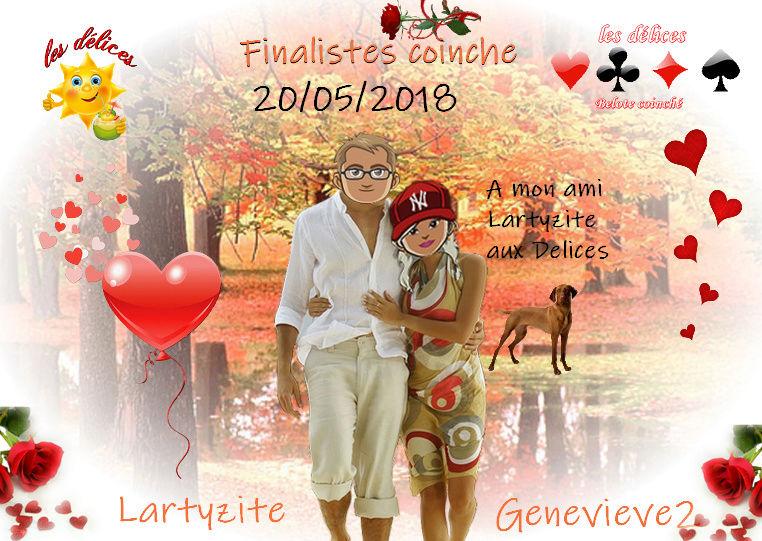 TROPHEES DE COINCHE DU 20 MAI 2018 APRES MIDI Genevi16
