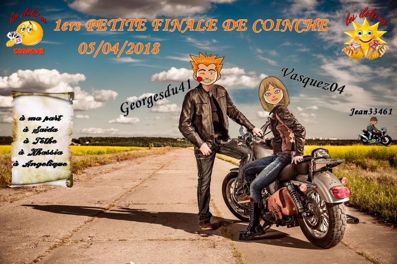 TOURNOI DE COINCHE  DU 5 AVRIL 2018  Troph176