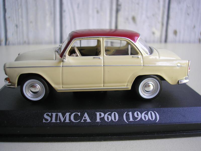SIMCA 1000 au 1/8ème  de chez EAGLEMOSS - Page 2 P5170010
