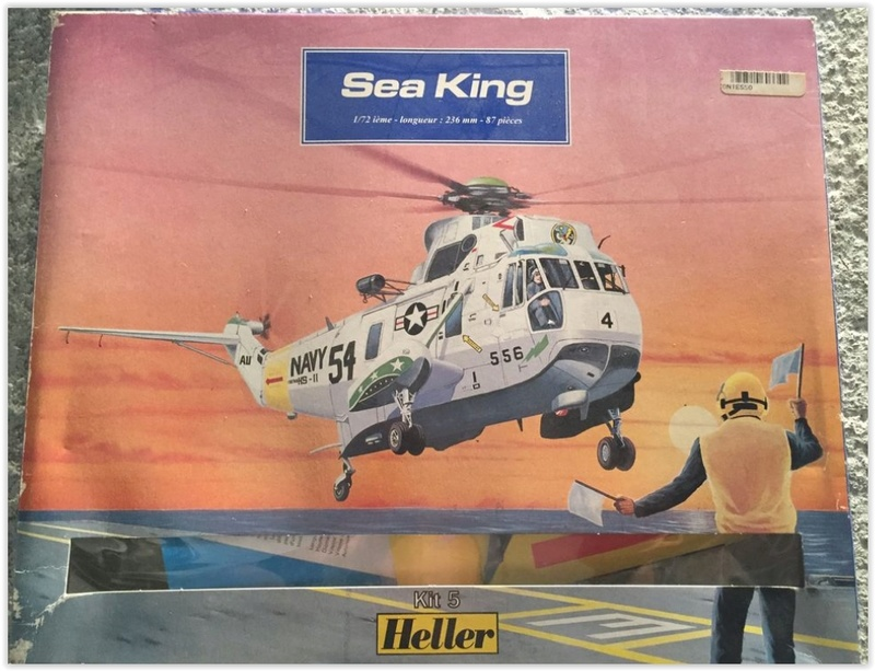 SIKORSKY SEA KING 1/72ème Réf KIT 60334 Scree131