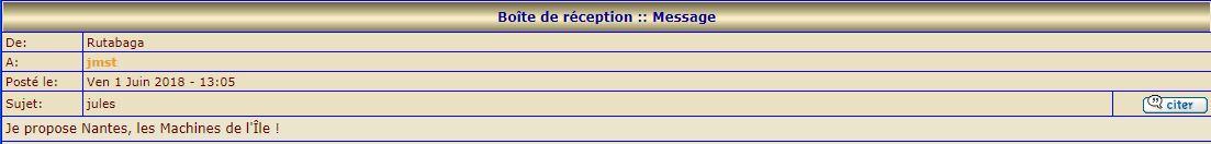 Lieux Mythiques de la Francophonie 139 à 171 (Mai 2016 - Juin 2018) - Page 69 Rutaba10