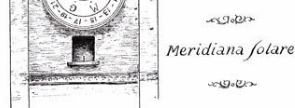 Les cadrans du clocher de l'eglise de Tolentini - Italie Tolent11