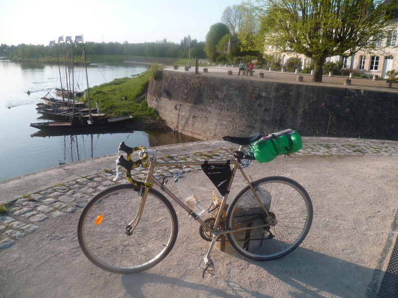 Eurovélo 3, canal du Loing, canal de Briare P1080015