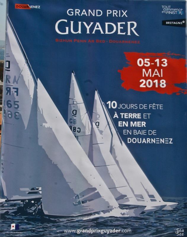 Le grand prix Guyader Affich10