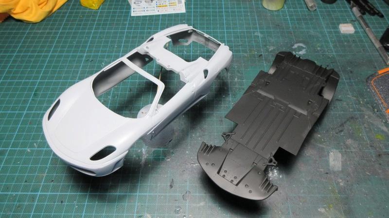 Ferrari F430 Spider Revell Img_1274