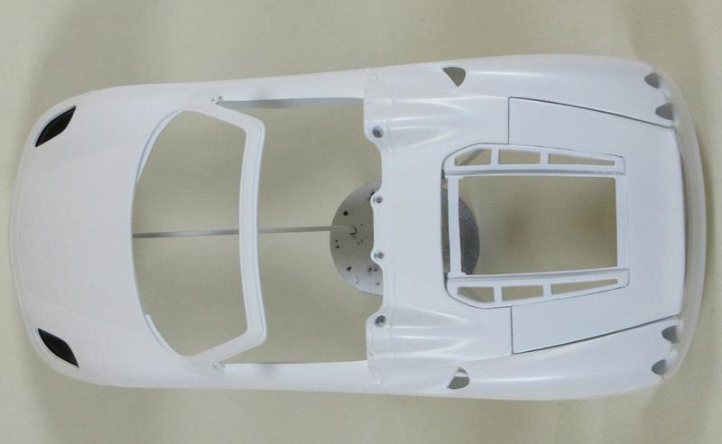 Ferrari F430 Spider Revell Img_1312