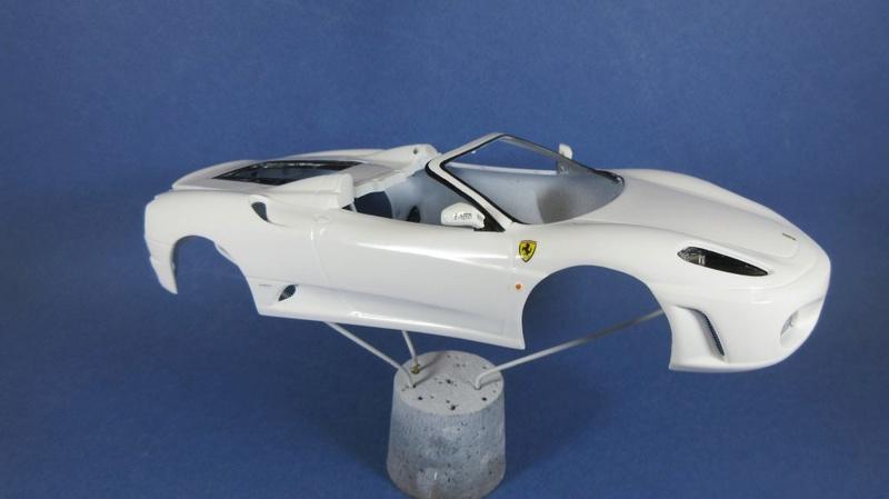 Ferrari F430 Spider Revell Img_1323