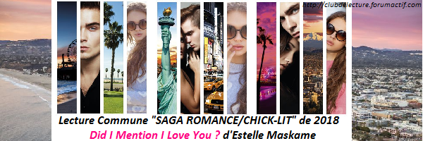 D.I.M.I.L.Y (Tome 1) DID I MENTION I LOVE YOU ? d'Estelle Maskame Romanc10