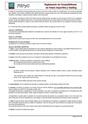 Nueva Reglamentación de la Federación Española de Pesca en Kayak Reglam15