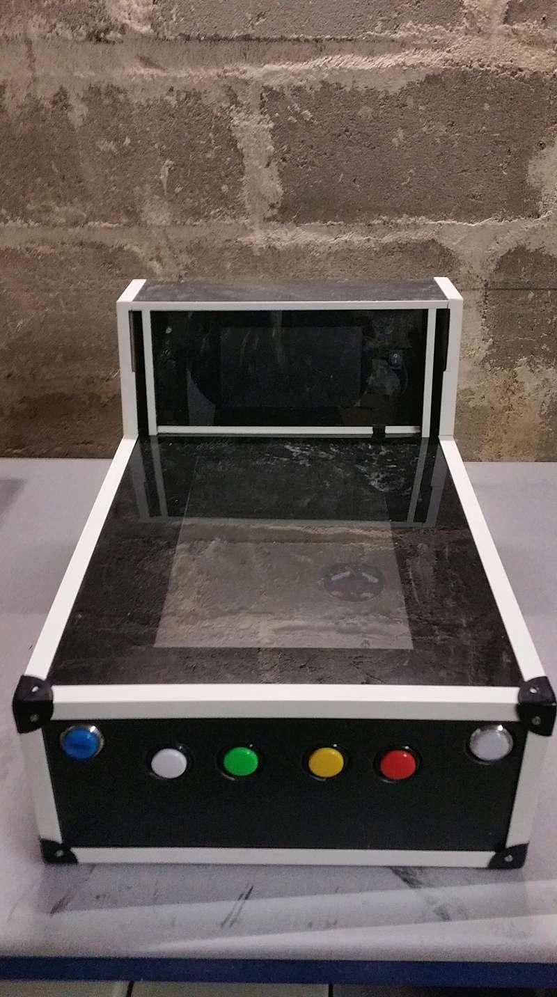[TERMINÉ] Création d'un mini PincabBox avec un ordinateur portable 20180311