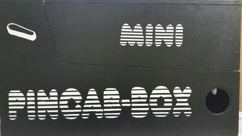 [TERMINÉ] Création d'un mini PincabBox avec un ordinateur portable 20180312
