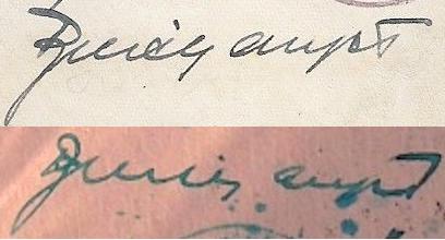 nach - Südamerikafahrt 1930, Post nach Lakehurst - Seite 4 Sigbre10