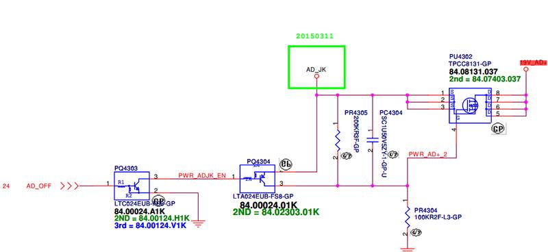 [Acer] Aspire V3-372-59AB ăn dòng 5,7A max ( đèn adapter nháy nháy ) 110
