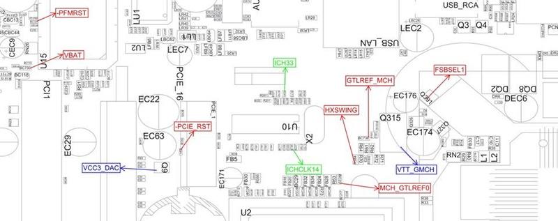 [Gigabyte] Checkpoint Giga G31M-ES2C rev 1.1 22195710