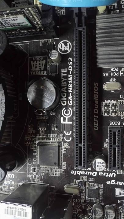 [Gigabyte] GA-H81M-DS2 code 15, chạy ngắt không chu kỳ 22449910