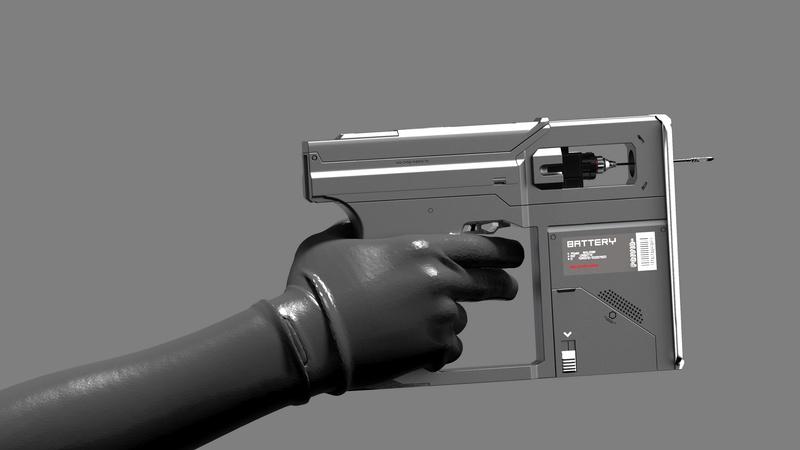 Tingrynade / croquis et recherches  - Page 16 Gun_in11