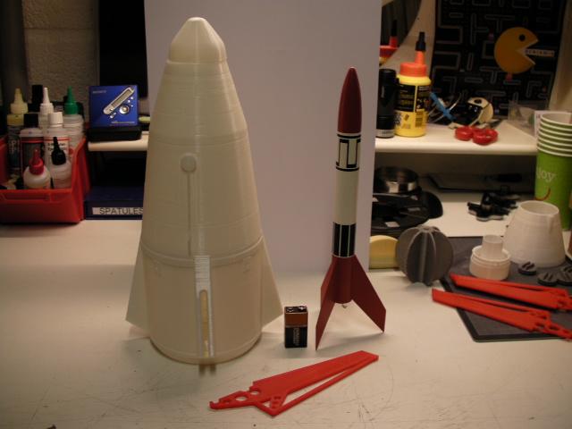 Mars Lander Sany0426
