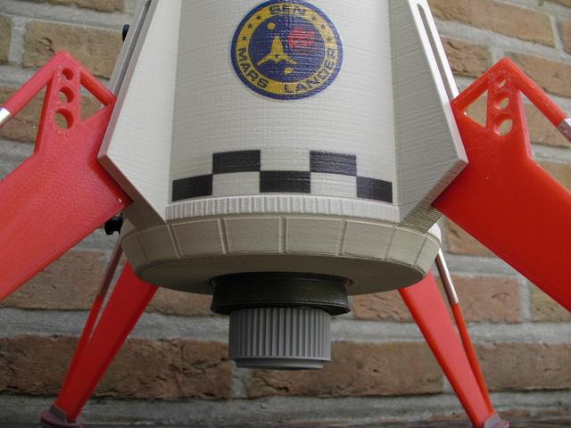 Mars Lander Sany0822