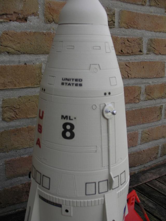Mars Lander Sany0825