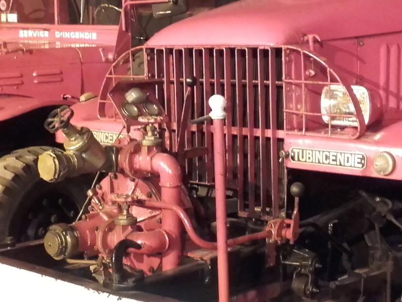 Des camions à gogo....Musée des sapeurs pompiers de Lyon - Page 4 20180329