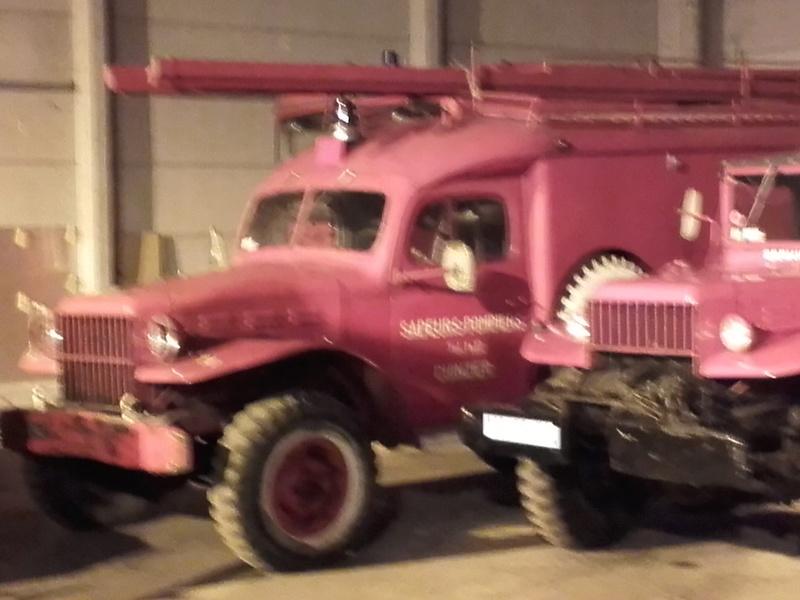 Des camions à gogo....Musée des sapeurs pompiers de Lyon - Page 4 20180331