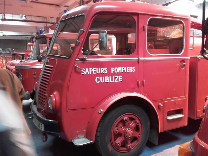 Des camions à gogo....Musée des sapeurs pompiers de Lyon - Page 4 20180332