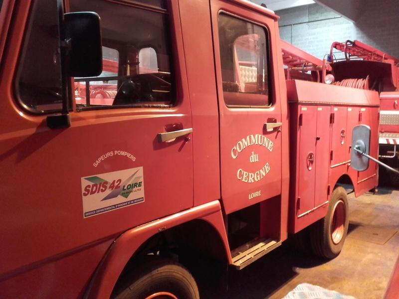 Des camions à gogo....Musée des sapeurs pompiers de Lyon - Page 4 20180334