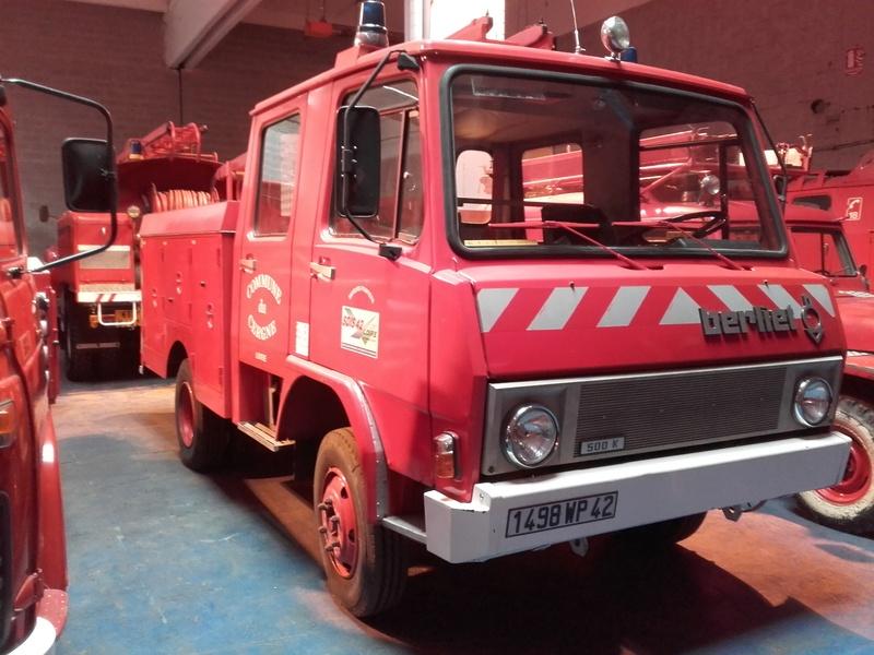 Des camions à gogo....Musée des sapeurs pompiers de Lyon - Page 4 20180335