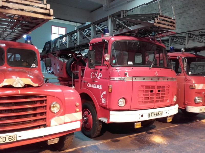 Des camions à gogo....Musée des sapeurs pompiers de Lyon - Page 4 20180336