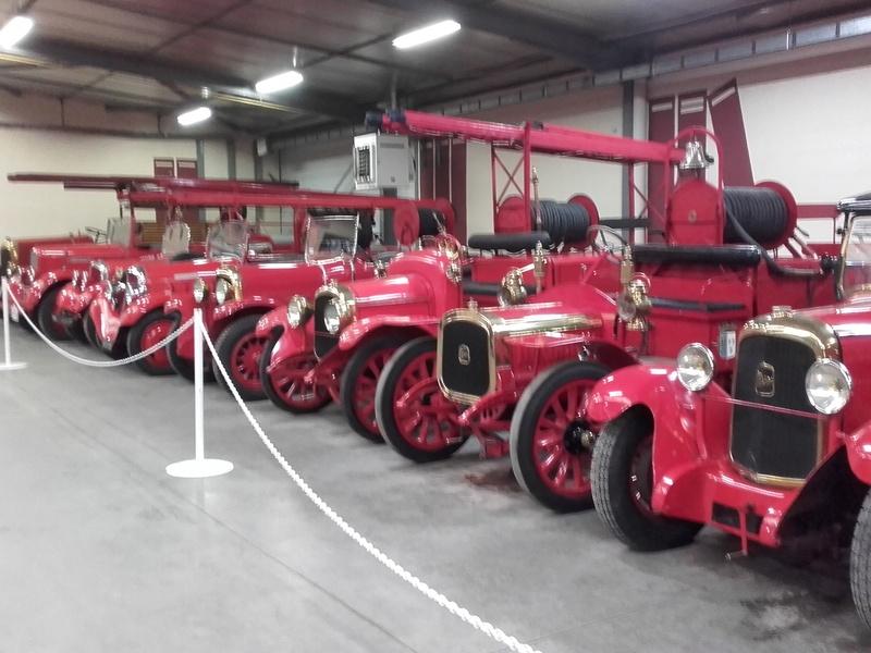 Des camions à gogo....Musée des sapeurs pompiers de Lyon - Page 4 20180339