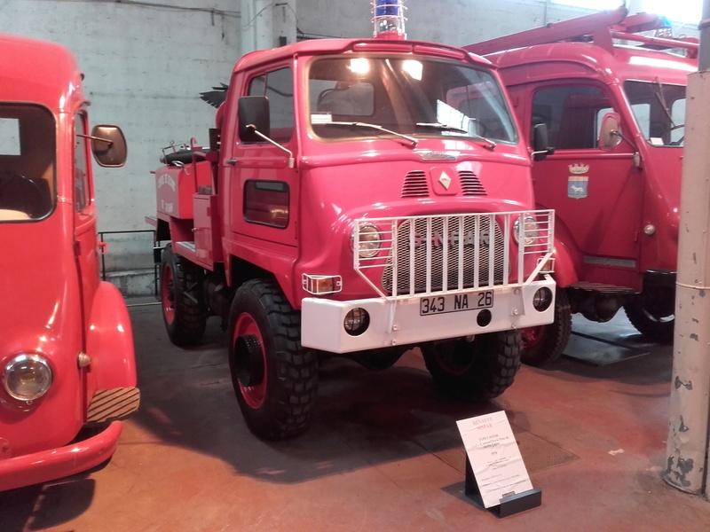 Des camions à gogo....Musée des sapeurs pompiers de Lyon - Page 4 20180340