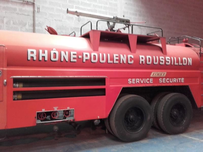 Des camions à gogo....Musée des sapeurs pompiers de Lyon - Page 4 20180341